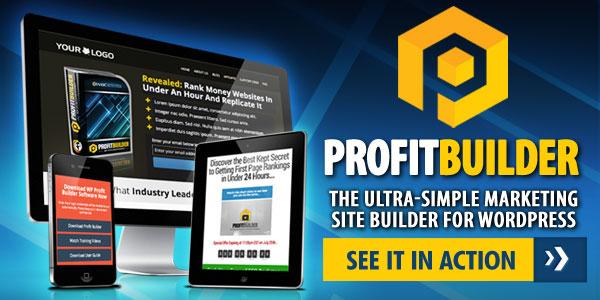 WP Profit Builder   WP Profit Builder Review